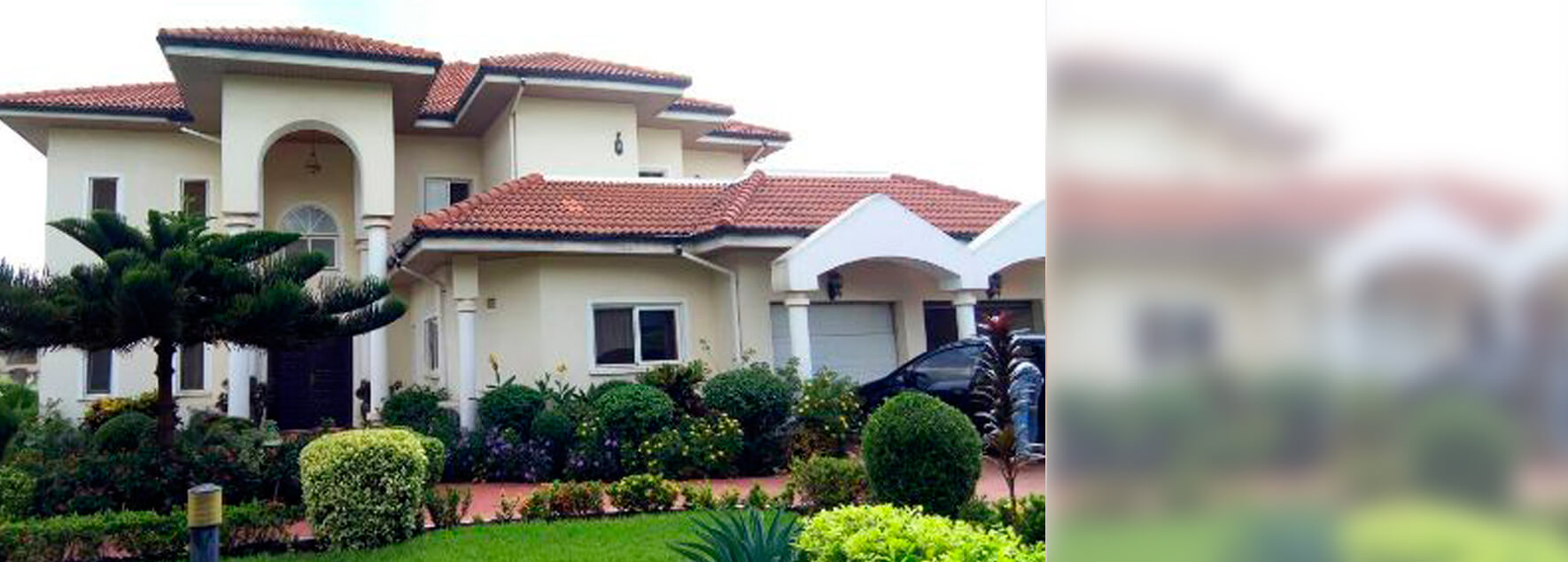 House for sale at Trasacco Estates Accra